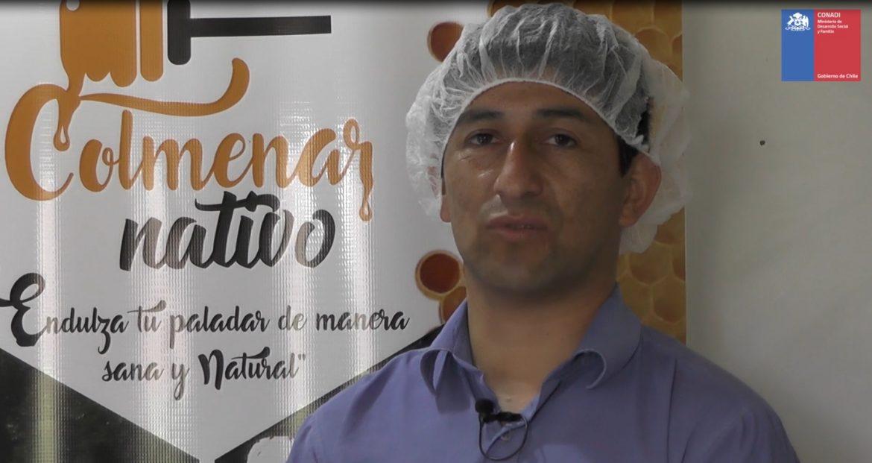 FAMILIA DE ARAUCO RECIBIÓ APOYO DE CONADI PARA MEJORAR PRODUCTIVIDAD EN SU EMPRENDIMIENTO.