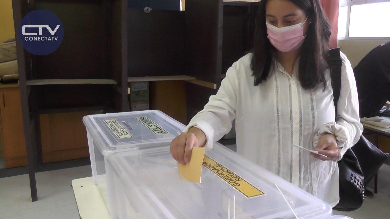 BAJA CONCURRENCIA DE VOTANTES MARCÓ PRIMERA JORNADA ELECTORAL EN LA ZONA DE CAÑETE Y TIRÚA