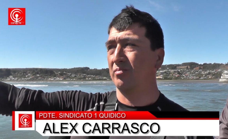 SIN ÉXITO HA RESULTADO LA BÚSQUEDA DEL PESCADOR Y DIRIGENTE DE QUIDICO EXTRAVIADO HACE 6 DÍAS CUANDO EXTRAÍA MACHAS