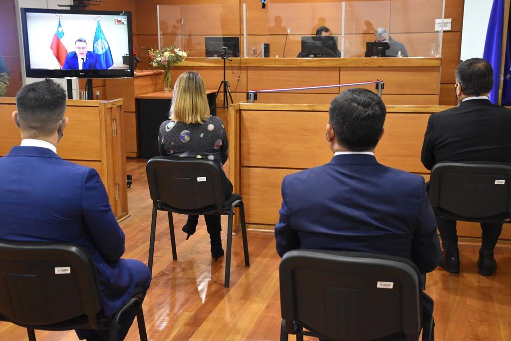 SE IMPLEMENTÓ LEY DE ENTREVISTA VIDEOGRABADA EN LA REGIÓN DEL BIOBÍO