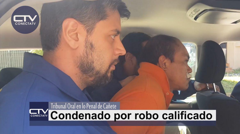 A QUINCE AÑOS DE CÁRCEL SE EXPONE COMUNERO MAPUCHE DE TIRÚA POR EL DELITO ROBO CALIFICADO