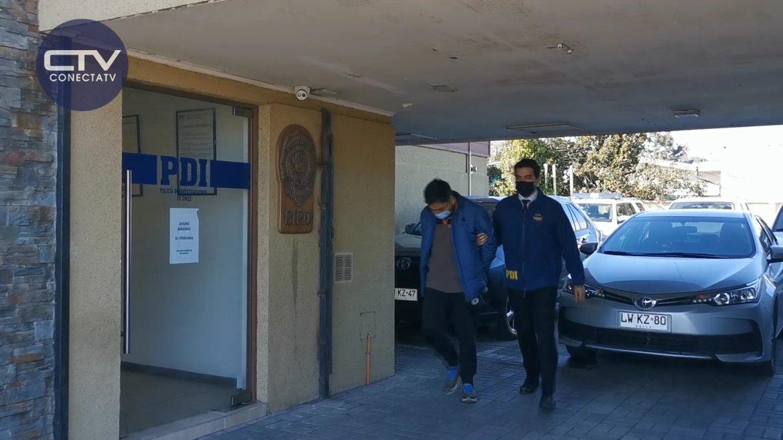 PDI DETUVO A BANDA CRIMINAL DEDICADA AL  ROBO DE CASAS EN CONCEPCIÓN
