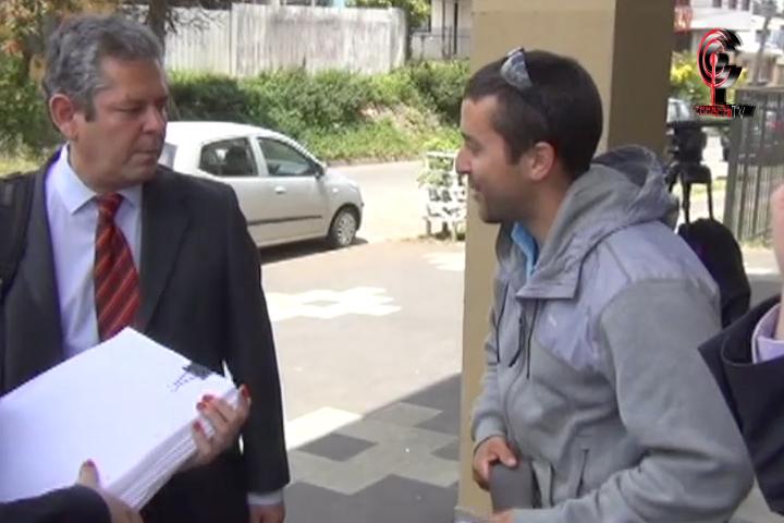 Se prepara juicio oral contra Emilio Berkhoff, simpatizante de la CAM