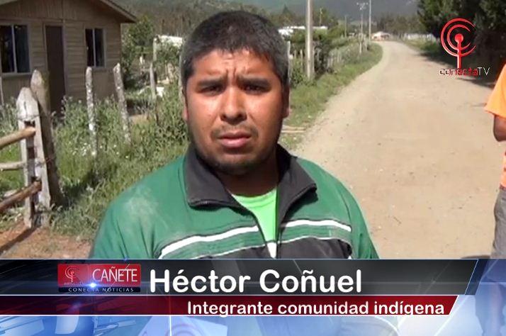 Comunidad Mapuche de Caillín acusa abandono de autoridades