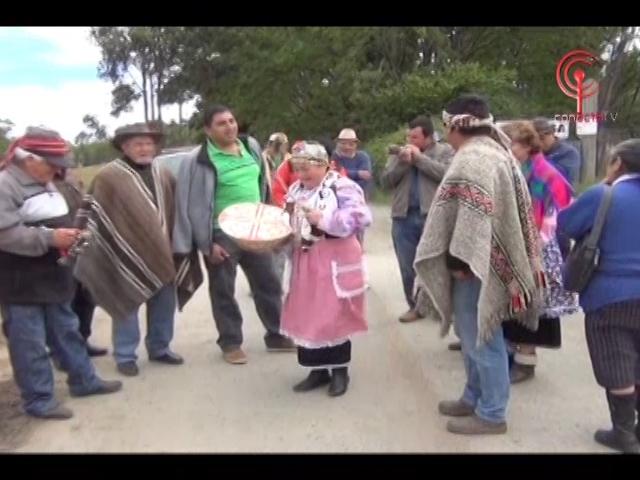 Comunidad indígena Rucañirre se movilizó para acelerar compra de tierras