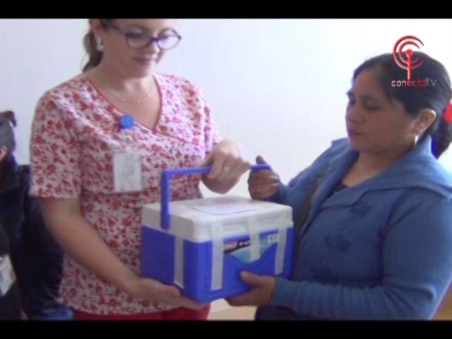 Hospital de Cañete entregó la primera placenta a joven madre Mapuche