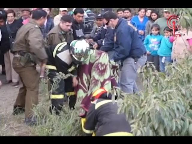 Hombre murió tras caer de puente en sector Butamalal