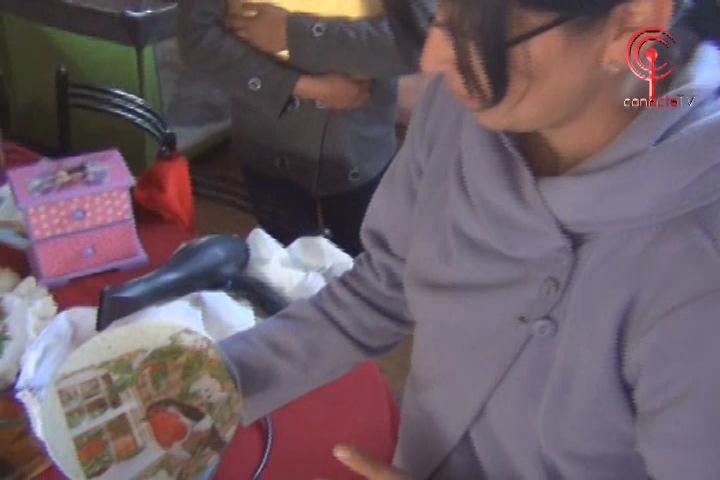 Mujeres artesanas tendrán feria provincial para vender sus productos en Cañete