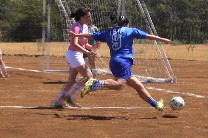 El Club deportivo Barrio España realiza exitoso torneo de futbolito