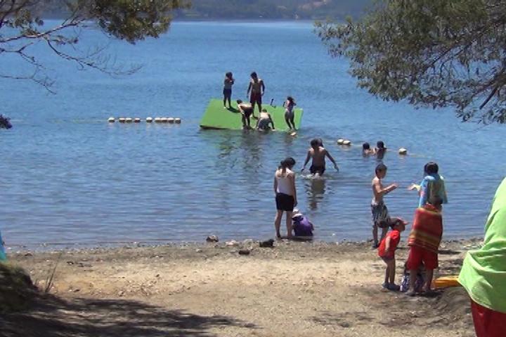 Camping municipal espera tener gran cantidad de turistas esta temporada estival