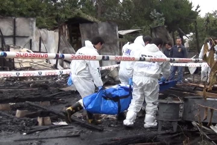 Menor murió calcinado en incendio de vivienda en Antiquina