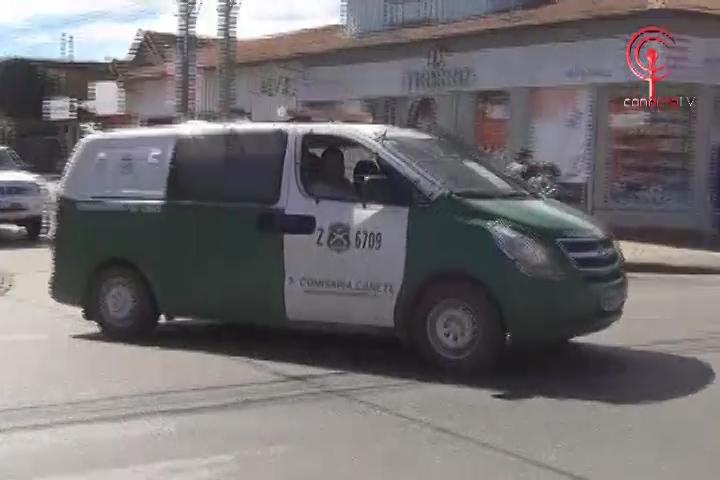 Menores de 14 años fueron atrapados cuando pretendían robar una tienda de ropas