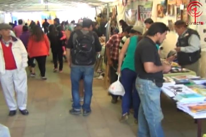 Exitosa 6ª feria turística dejó felices a expositores de Cañete
