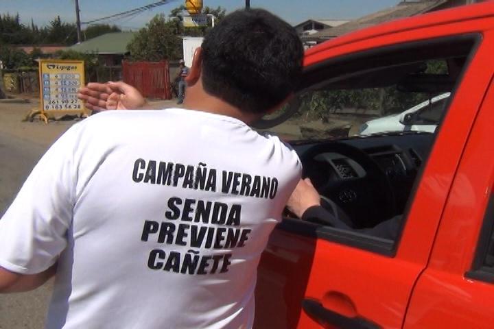 Promueven un verano sin alcohol en Cañete