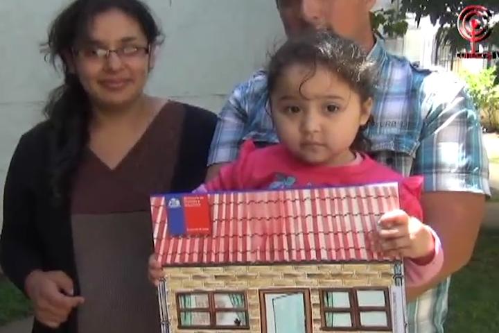 58 familias recibieron subsidios habitacionales en Cañete