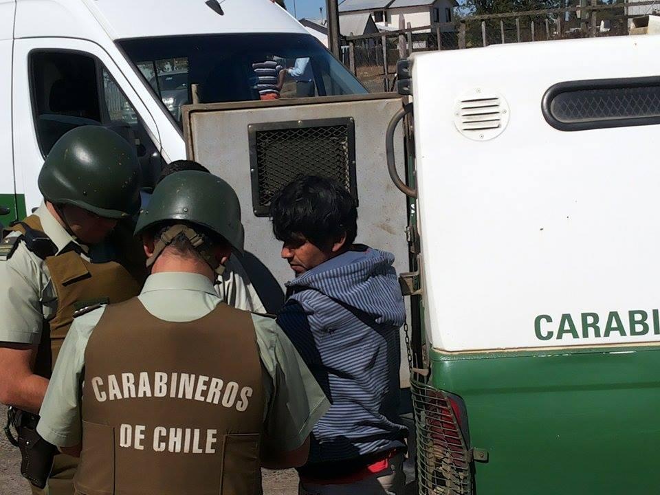 Conductor ebrio protagoniza violentos incidentes en Cañete