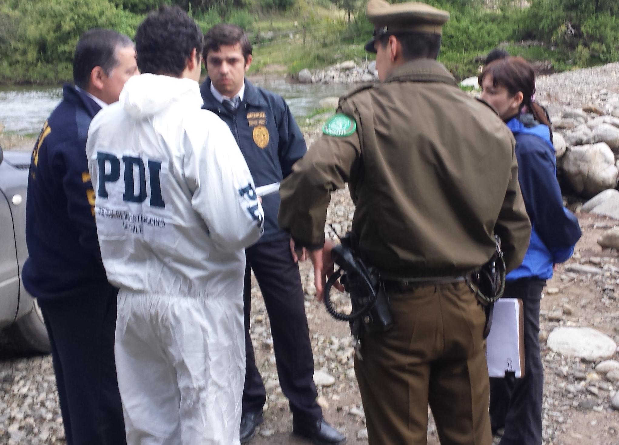 Fiscalía investiga crimen ocurrido en Tirúa