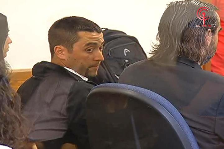 Fiscalía busca dura condena en juicio oral contra Emilio Berkhoff