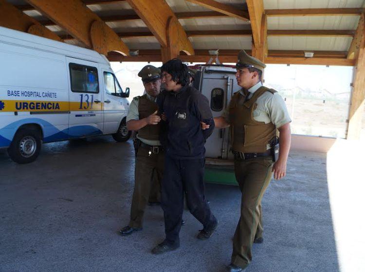 Fiscalía pedirá presidio perpetuo para sujeto que violó y mató a su hermanastra de 16 años en Huentelolén