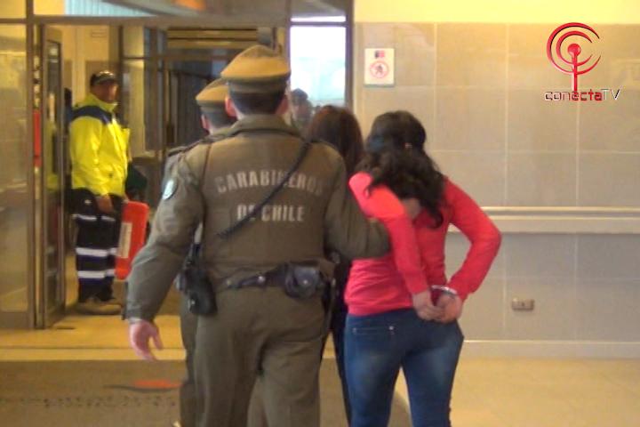 Banda penquista fue detenida por intentar engañar a la gente con billetes falsos en Cañete