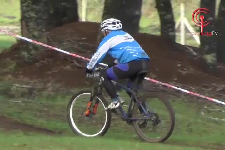 Exitosa competencia de ciclismo montaña realizó PDI en su aniversario 82