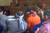 Comuneros Mapuche denuncian apremios ilegítimos cuando fueron detenidos por Carabineros en Tirúa