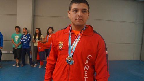 Deportista cañetino irá al mundial Sub 17 de levantamiento de Pesas que se realizará en Malasia