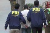 PDI detiene a sujeto que había perpetrado varios robos a casas en la parte norte de Cañete