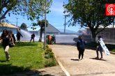 Marcha Mapuche termina con graves incidentes en el centro de Cañete