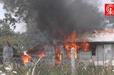 Recalentamiento de cocina provocó incendio que destruyó casa en Tucapel Alto de Cañete