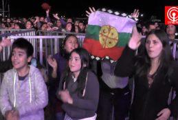 Más de 12 mil personas llegaron a ver a Filomeno y Villa Cariño en la FAGAF de Cañete