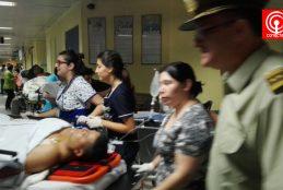 Emboscada a carro blindado deja dos Carabineros heridos a bala en Tirúa