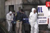 Fiscalía indaga muerte de persona que fue enterrada en patio de una vivienda en Lebu