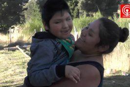 Humilde familia de niño con síndrome de west clama por ayuda en Cañete