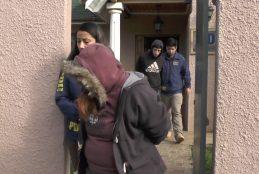 PDI detuvo a banda dedicada a robar cabañas de veraneo en zonas rurales del sur de la provincia de Arauco.