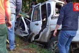 Colisión deja una persona fallecida en Cañete