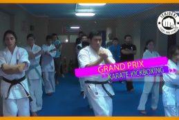 Primer campeonato nacional de Karate y Kick Boxing en Cañete.