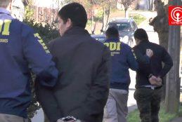 Policía de Investigaciones detuvo a los 2 sujetos que asaltaron botillería en Cañete