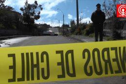 Menor de 15 años es asesinado con tiro a quemarropa en plena vía pública de Tirúa.