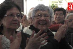 Municipio brindó festejo de llegada de la primavera para unos 500 adultos mayores