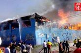 Incendio destruyó Liceo Cristo Redentor de Los Álamos y ahora la incertidumbre es cómo finalizarán el año escolar.