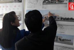 Ocho proyectos de diseño recibió el MOP para reposición de Liceo B 56 de Cañete.