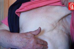 Hospital de Cañete incentiva a la detección precoz del cáncer de mamas para salvar vidas.