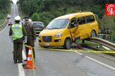 Pastor evangélico muere en accidente de tránsito en ruta P 70, sector Quilaco Antiquina de Cañete.