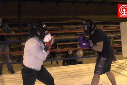 Tras 14 años el Club de Boxeo Tucapel de Cañete busca levantar este deporte en la comuna.