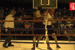 Más de 600 espectadores asistieron a velada de boxeo en Cañete
