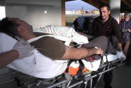 Carabinero de Fuerzas Especiales fue herido a bala en ataque en zona de Lleu Lleu.