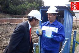 Planta de tratamiento de aguas servidas de ESSBIO de Cañete ha mejorado emisión de olores gracias a gestión municipal