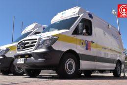 Servicio de Salud Arauco adquirió 4 ambulancias y 2 clínicas móviles para la provincia.
