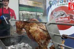 En Concepción se lanzó la tercera versión de la fiesta del cordero cañetino